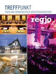 regjo Südostniedersachsen - Heft II 2014 - Treffpunkt
