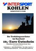 Euro Gutschein - Bergfreunde-Saar - Page 2