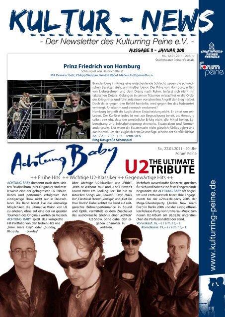 Januar 2011 - Peine Marketing GmbH