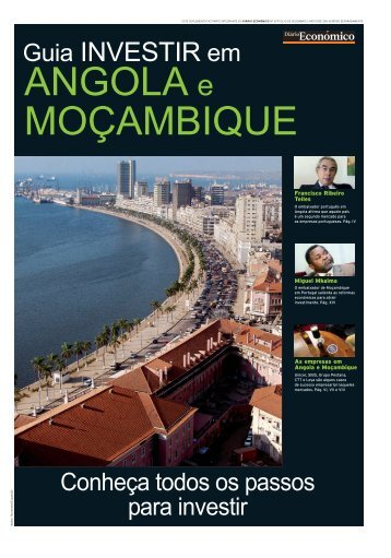 Guia investir em Angola e Moçambique - Abreu Advogados