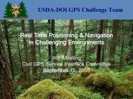 View presentation (7 MB PDF) - GPS.gov
