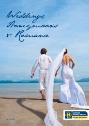 & Romance - Harvey World Travel
