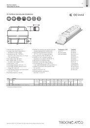 PC T8 PRO 4/18 W 220–240 V 50/60/0 Hz T8