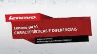 B430 - Lenovo Partner Network