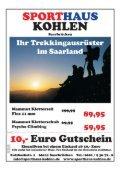 Berg Heil 3 / 2010 - Bergfreunde-Saar - Page 2