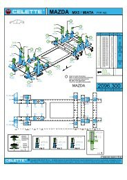 MAZDA MAZDA MX5 / MIATA - Hidrolift