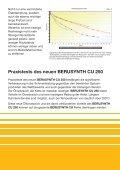 BERUSYNTH CU 250 erheblich verbessert ! - Carl Bechem GmbH - Seite 3