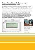 BERUSYNTH CU 250 erheblich verbessert ! - Carl Bechem GmbH - Seite 7