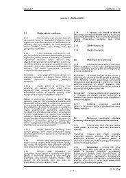 HLAVA 2 PŘEDPIS L 12 2 - 1 25.11.2004 - Řízení letového provozu