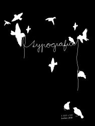 květen 2010 - Typografia
