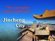 Jincheng City, PR China - Livcom Awards