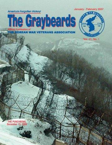 THE PUNCHBOWL December 15, 2006 - Korean War Veterans ...