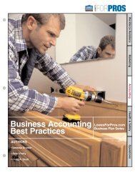 Business Accounting Best Practices