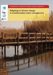 Transboundary Water Management - World Water Council