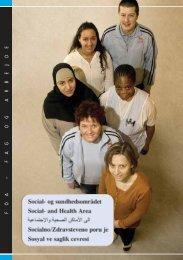 Social- og sundhedsområdet - FOA