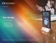 The Wafer - DV Signage
