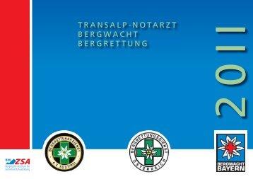 Bergwacht-Notarzt - Österreichischer Bergrettungsdienst