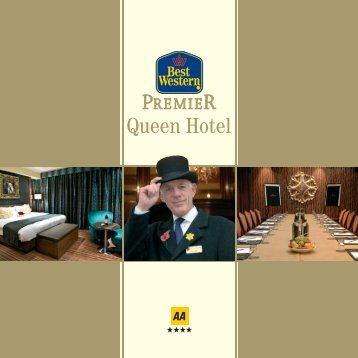 Queen brochure - Feathers Hotel Group - UK.COM