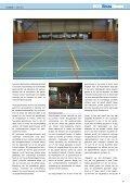 Akoestiek in sporthallen - Peutz - Page 2
