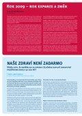 Zpravodaj ČPZP 1/2010 - Česká průmyslová zdravotní pojišťovna - Page 6