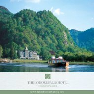 THE LODORE FALLS HOTEL - Lake District Hotels