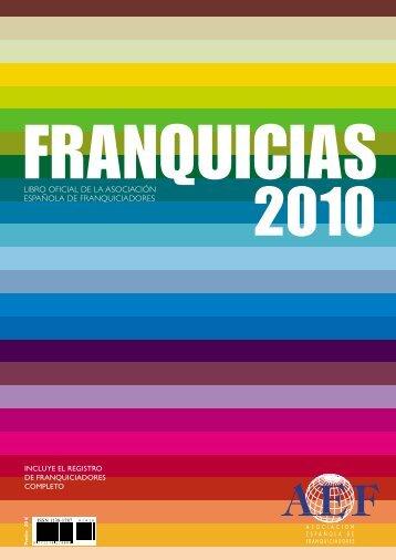 LIBRO OFICIAL DE LA ASOCIACIÓN ESPAñOLA DE ...