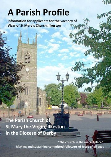 The Parish Church of St Mary the Virgin, Ilkeston - the Diocese of ...