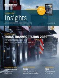 Automotive Insights 02.2012 - Roland Berger