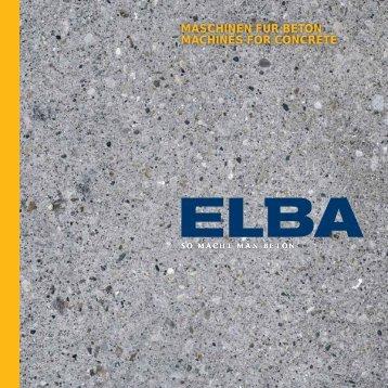 ELBA-WERK Maschinen-Gesellschaft mbh