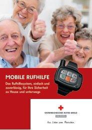 Mobile rufHilfe - Österreichisches Rotes Kreuz