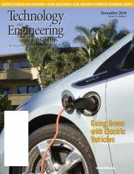 going green with Electric Vehicles - International Technology and ...