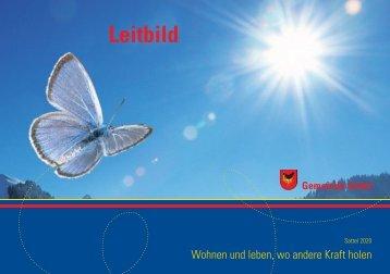 Leitbild - Gemeinde Sattel