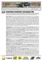 comunicato Axiver 2° giorno pdf - Motowinners
