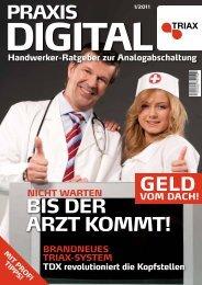 BIS DER ARZT KOMMT! - TRIAX Digital