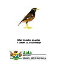 invasive alien species - Delmasmall