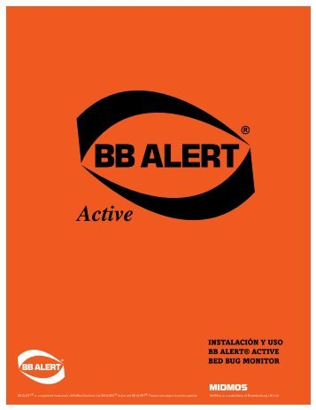 Download Active Instalción & Guia del usuario por BB ALERT