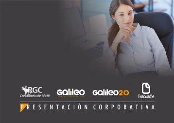 Presentación Corporativa - Galileo