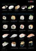 Sushikarte Korrektur Paul.indd - KAORU Japanisches Sushi ... - Seite 2
