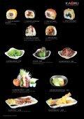 Sushikarte Korrektur Paul.indd - KAORU Japanisches Sushi ... - Seite 4