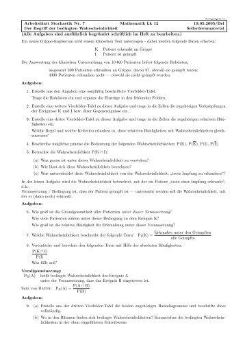 Abitur 2008 Mathematik LK Stochastik Aufgabe C1