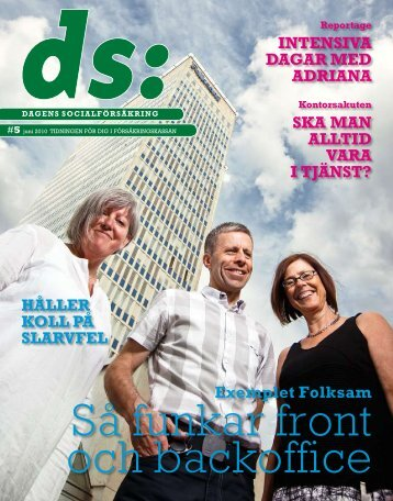 DS (pdf 3 330 kB, öppnar nytt fönster - Försäkringskassan