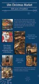Overview of Ulm Christmas Market - Ulmer Weihnachtsmarkt - Page 3