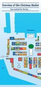 Overview of Ulm Christmas Market - Ulmer Weihnachtsmarkt - Page 4