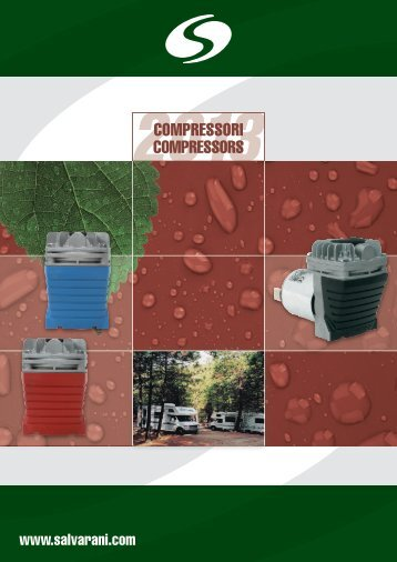 Catalogo Compressori 2013 (I GB) - Salvarani