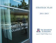 Open Strategic Plan PDF Version - College of Law - University of ...