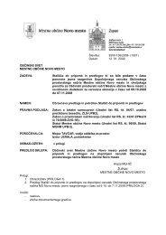 do 07.11.2008 - Mestna občina Novo mesto