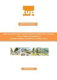 Raport za I półrocze 2013 - Bankier.pl