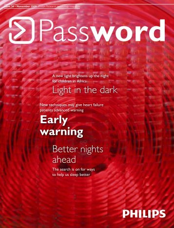 + Philips Research Password Issue 36