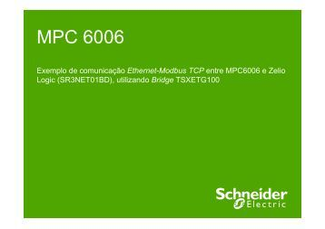 MPC 6006 - Schneider Electric