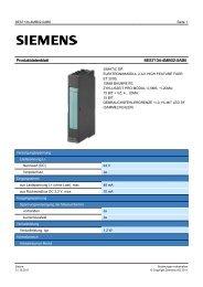 Product data sheet 6ES7134-4MB02-0AB0 - TP Automation e.K.